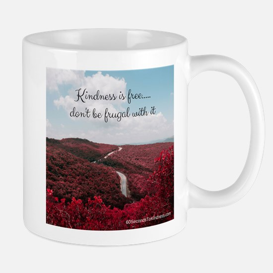 Give Kindness Freely Mug Mugs