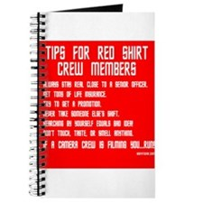 Tips For Red Shirt Crew Membe Journal