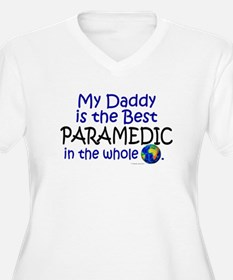 Best Paramedic In The World (Daddy) T-Shirt
