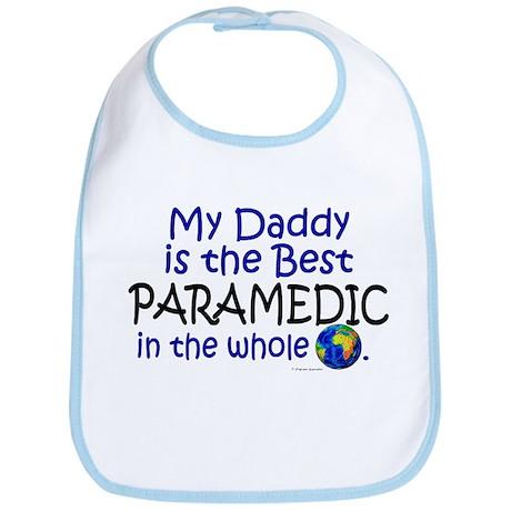 Best Paramedic In The World (Daddy) Bib