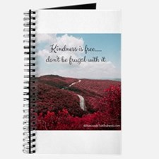 Give Kindness Freely Journal