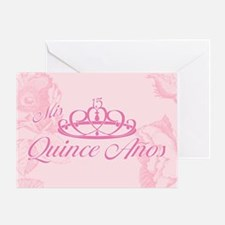 Quinceanera Greeting Card