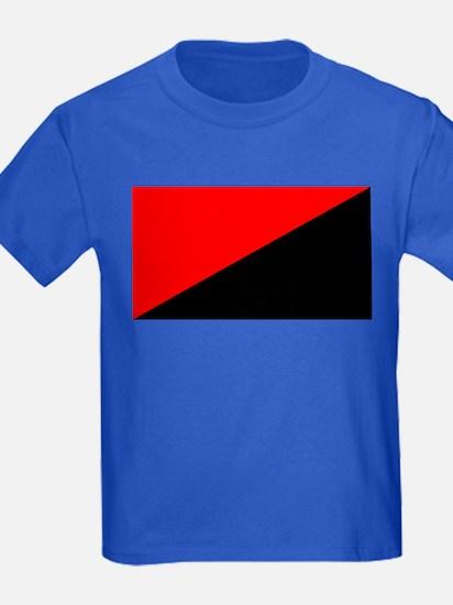 Anarcho-Syndicalist Flag T