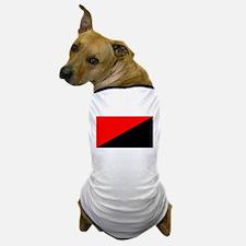Anarcho-Syndicalist Flag Dog T-Shirt