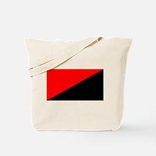 Anarcho-Syndicalist Flag Tote Bag