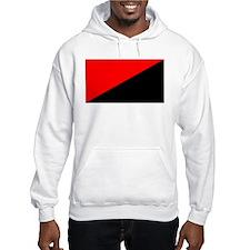 Anarcho-Syndicalist Flag Hoodie