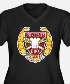 BBQ doctorate Plus Size T-Shirt
