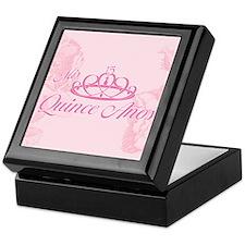 Quinceanera Keepsake Box