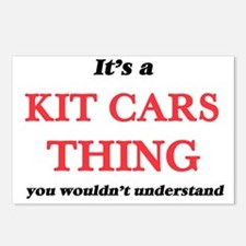 It's a Kit Cars thing Postcards (Package of 8)