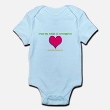 Cute Urticaria pigmentosa Infant Bodysuit