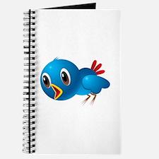 Angry bird cartoon Journal