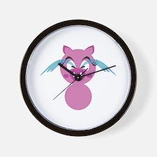 Pig avatar Wall Clock