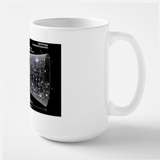 Our Universe Explained Large Mug Mugs