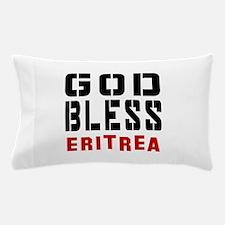 God Bless Eritrea Pillow Case