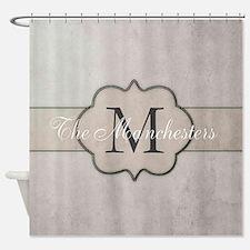 Unique Decor Shower Curtain