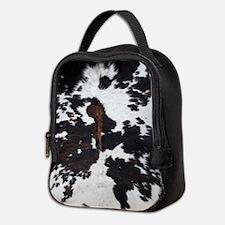 Cowhide Neoprene Lunch Bag