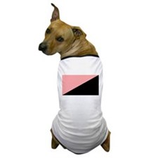 Queer Anarchist Flag Dog T-Shirt