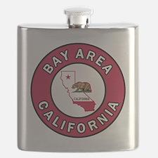 Cute Oakland Flask