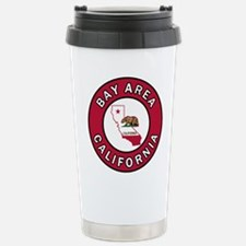 Bay Area Stainless Steel Travel Mug