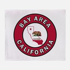 Bay Area Throw Blanket