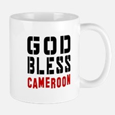 God Bless Cameroon Mug