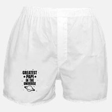 Greatest Papi In The Universe Boxer Shorts