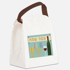 passover Canvas Lunch Bag