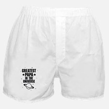 Greatest Papa In The Universe Boxer Shorts