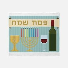 passover Throw Blanket