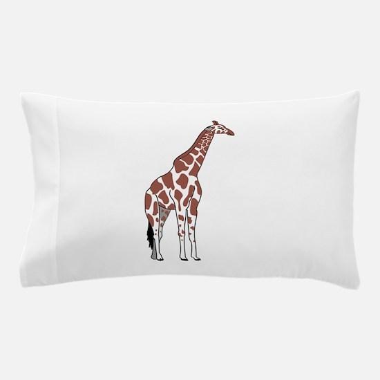 Giraffe Pillow Case