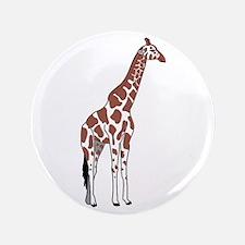 """Giraffe 3.5"""" Button (100 pack)"""
