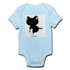 Fat Cat Infant Creeper