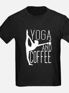 Yoga & Coffee T-Shirt