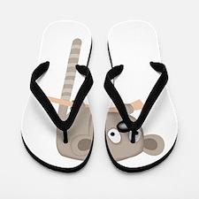 Lemur Flip Flops