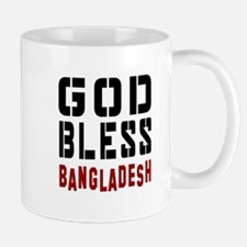 God Bless Bangladesh Mug