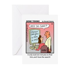 #36 Why so sad Greeting Cards (Pk of 10)