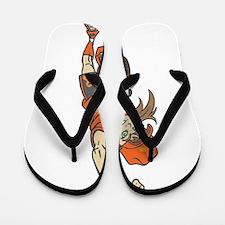 Unique Multiple sclerosis Flip Flops