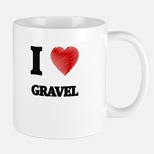 I love Gravel Mugs