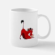 The Lion King pumbaa Mugs