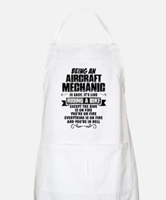 Being An Aircraft Mechanic... Apron