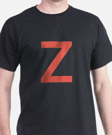 Big Red Letter T-Shirt