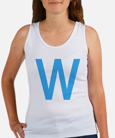 Unique Big w Women's Tank Top