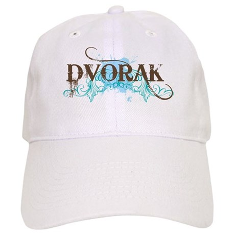 DVORAK grunge Cap
