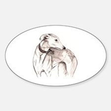 Unique Whippet Decal