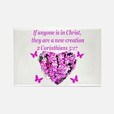 2 Corinthians 5:17 Rectangle Magnet