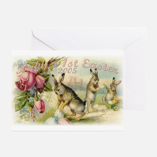 Baby's First Easter Greeting Cards (Pk of 10)
