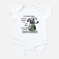 Iggy FAQ Infant Bodysuit