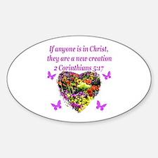 2 Corinthians 5:17 Decal