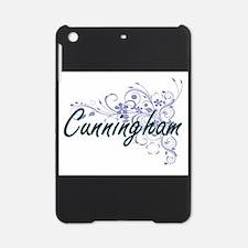 Cunningham surname artistic design iPad Mini Case