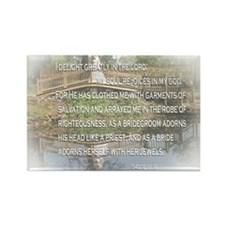 Reflections of Life Rectangle Magnet (10 pack)